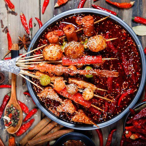 Smaakvol Chinees eten